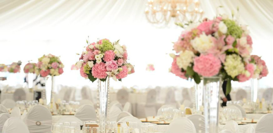 Top 5 most popular flowers for your wedding